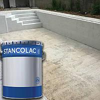 Эпоксидная прозрачная грунтовка для бетонных полов, бассейнов, резервуаров Станколак 850