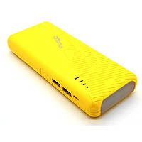Дополнительная батарея Optima OPB-10 10000mAh Yellow