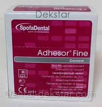 Адгезор файн (Adhesor Fine), Spofa Dental