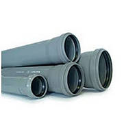 Труба для внутренней канализации ППР 40x500 мм