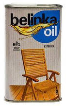 Масло для дерева BELINKA OIL EXTERIER (бесцветное) 2.5 л