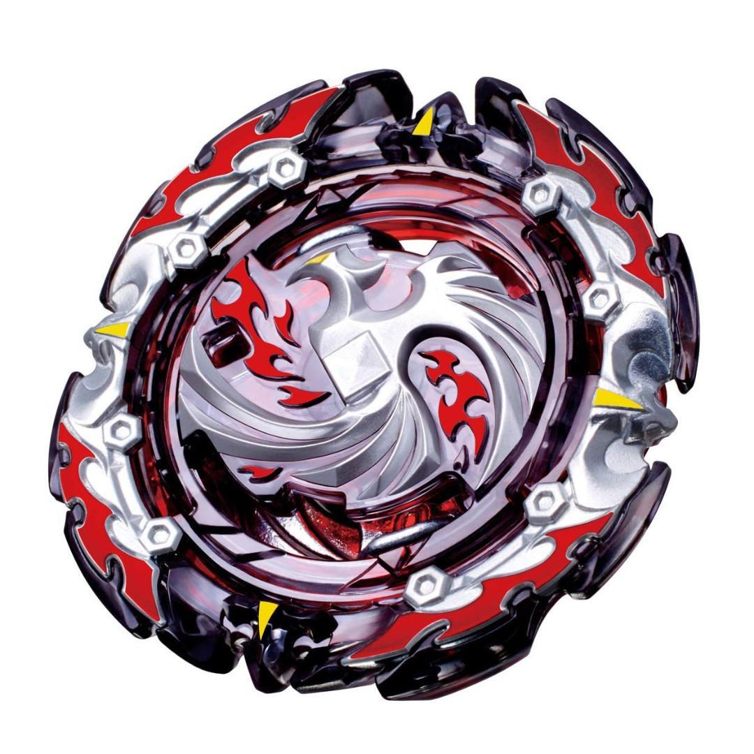 Уценка Не крепится защитное кольцо! Beyblade Flame Dead Phoenix B-131