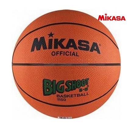 Мяч баскетбольный Mikasa 1159, фото 2
