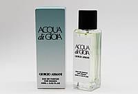 Женская парфюмированная вода Giorgio Armani Acqua di Gioia 60 ml (элитная реплика)