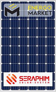 Поликристаллическая солнечная батарея Seraphim Solar SRP-270-6PB-HV (270 Вт)