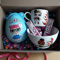 Подарочный набор Куколки LOL