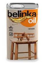 Пропиточное средство для деревянной мебели BELINKA OIL INTERIER 0,5 л