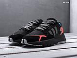 Чоловічі кросівки Adidas Nite Jogger (Адідас Найт Джогер), фото 3