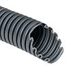 Труба гофрированная номинальный диаметр 10 мм, V0, D 9,7/13,0мм (вн/нар), полиамид 6, цвет тёмно-серый, без протяжки (бухта 50 м), DKC, PA601013F0