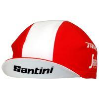 Велошапка Santini team cycling cap trek-segafredo 2018 (MD)