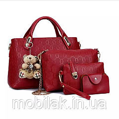 Комплект з чотирьох сумок бренду ETONTECK