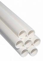Труба дренажная ПВХ жесткая гладкая д.16мм, 2м, белая AIR2816 DKC