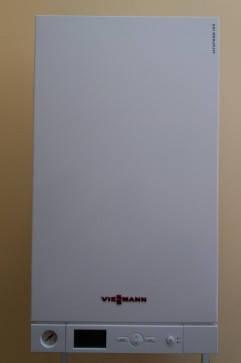 Газовый котёл Viessmann VITOPEND 100-W A1JB010 24 кВт, фото 2