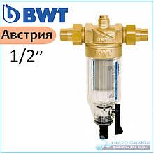 """Промывной механический фильтр BWT PROTECTOR MINI ½"""" CR (2 м3/час)"""