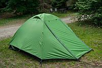 Палатка, двухслойная, с тамбуром, окном, четырех, 4, местная, просторная, надежная, намет, 210х240х150см