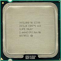 Процессор Intel Core2 Duo E7300 2.66GHz/3M/1066 (SLAPB) s775, tray