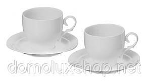 Wilmax Набор чайный 4 предмета (WL-993009R/2C)