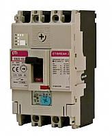 Автоматический выключатель EB2S 160/3HA 25A (40kA, (0.63-1)In/фикс.) 3P, 4671919, ETI