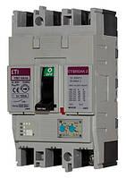 Автоматический выключатель EB2 125/3S 125А 3р (36кА), 4671046, ETI