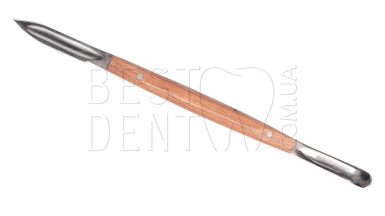 Нож-шпатель зуботехнический