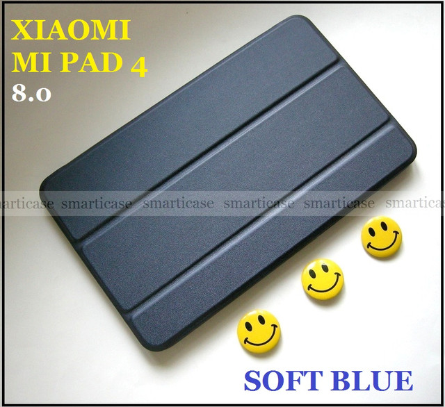Xiaomi mi pad 4 8 купить смарт чехол