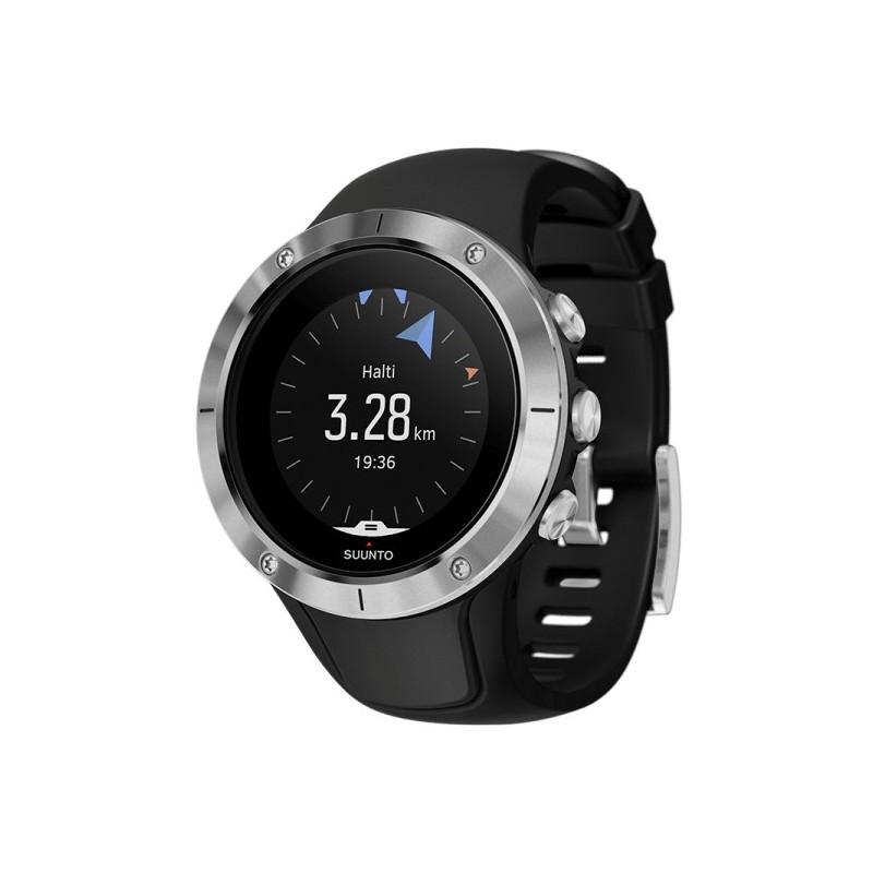 Спортивные часы Suunto SPARTAN TRAINER WRIST HR STEEL (SS023425000)