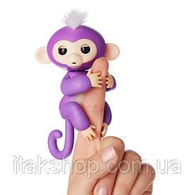 Интерактивная ручная обезьянка Миа - mia Fingerlings Interactive Baby Monkey WowWee