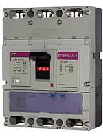 Автоматический выключатель EB2 800/3L 800A 3p (36kA), 4672151, ETI