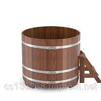 Купель Bentwood круглая диаметром 1500 мм лиственница , фото 3