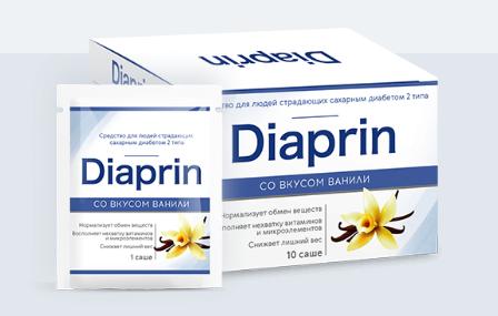 Диаприн − порошок для диабетиков