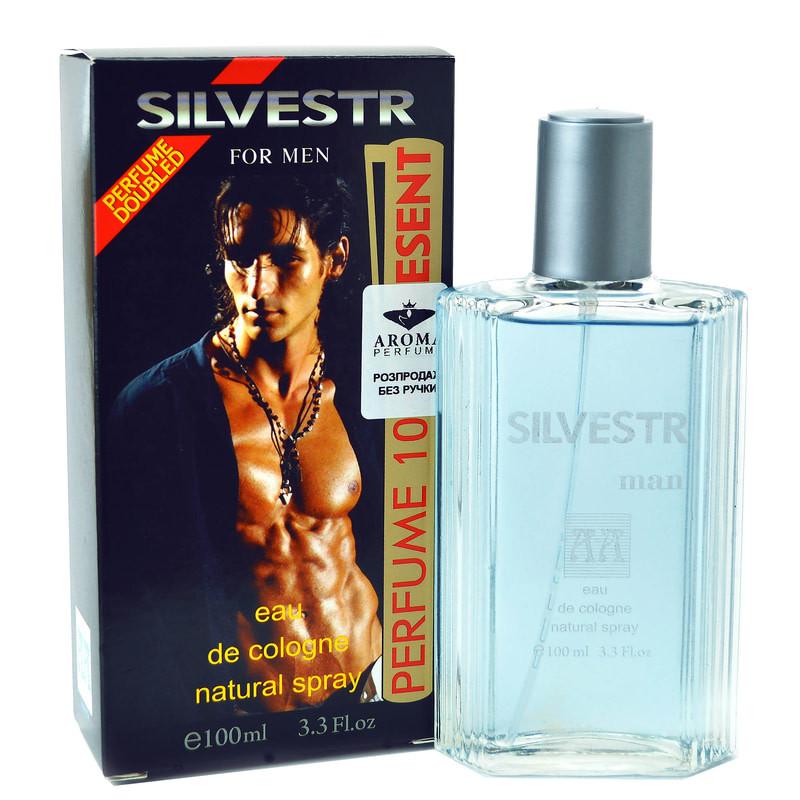 Одеколон для мужчин Aroma Perfume AA Cosmetic «Silvestr» 100 мл