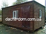 Бытовка, вагончик, мобильный садовый домик, фото 4