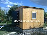 Бытовка, вагончик, мобильный садовый домик, фото 5