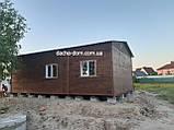 Бытовка, вагончик, мобильный садовый домик, фото 10
