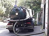 Выкачка автомоек Киев,Илососы от 4куб.до 12куб.., фото 9