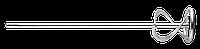 Венчик для сухих смесей 75мм SDS+