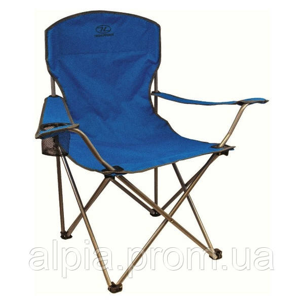 Кресло Highlander Traquair Folding Blue