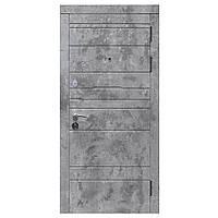 Двери входные KASKAD MODERN Базальт Стандарт 80