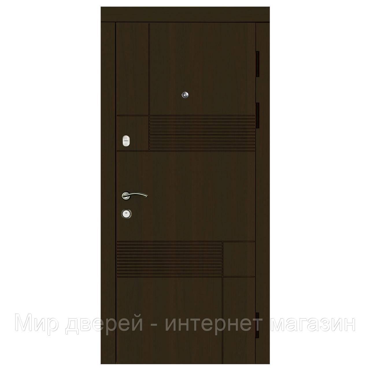Двери входные KASKAD MODERN Эмма Стандарт 80