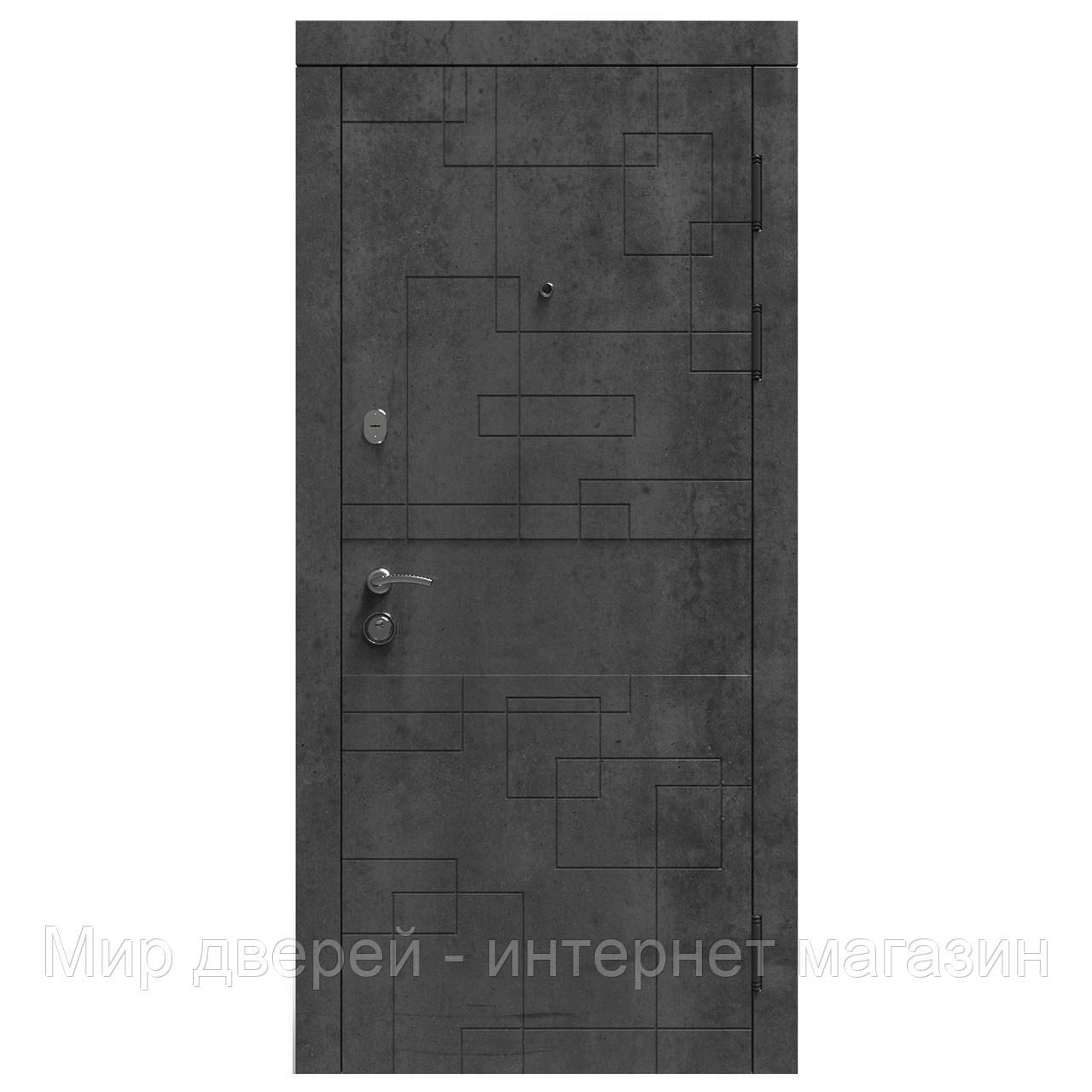 Двери входные KASKAD MODERN Лабиринт Эталон