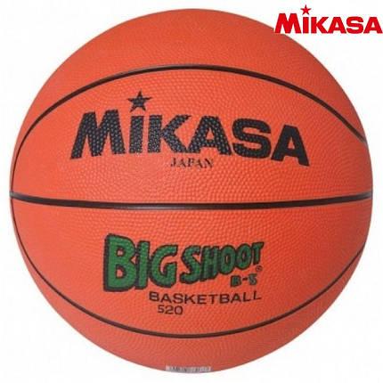 Мяч баскетбольный Mikasa 520, фото 2
