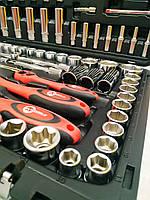 Набор инструментов профессиональный 151 ед. Intertool ET-7151, фото 1