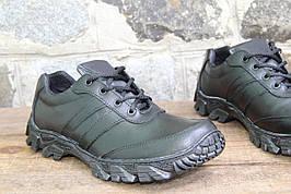 Кросівки тактичні з натуральної чорної шкіри SB КРОСС 2П черн