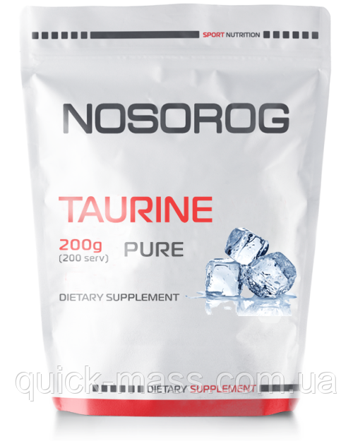 Таурин Nosorog Taurine 200g
