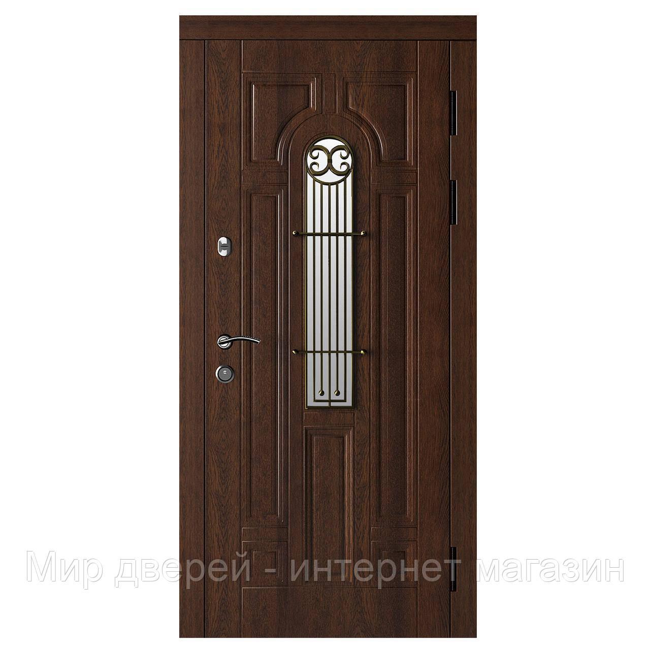 Двери входные KASKAD COTTAGE Лучия Премиум 100