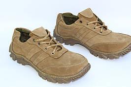 Тактичні кросівки з натуральної шкіри ОС БЕКАС БШ
