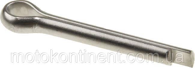 09204-03003 Шплинт для фиксации гайки гребного винта Suzuki DF4-300;DT4-225, фото 2
