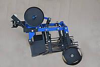 Картофелекопалка вибрационная КМ - 3 (двухэксцентриковая) AMG, фото 2