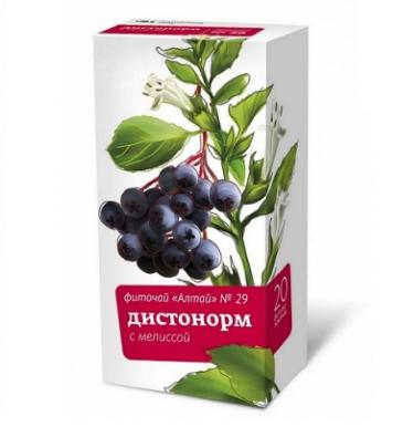 Дистонорм − чай від гіпертонії