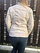 Куртка жіноча з екошкіри OS, фото 3